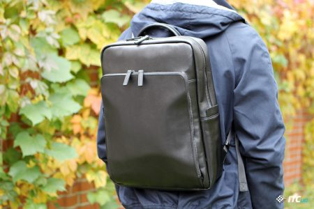 Все от Xiaomi #3: обзор рюкзака RunMi 90 Points Business Backpack