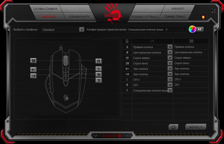 Обзор игровой мыши A4Tech Bloody AL90