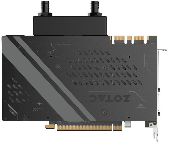 Zotac анонсировала самую компактную видеокарту GeForce GTX 1080 Ti – версию ArcticStorm Mini с предустановленным водоблоком