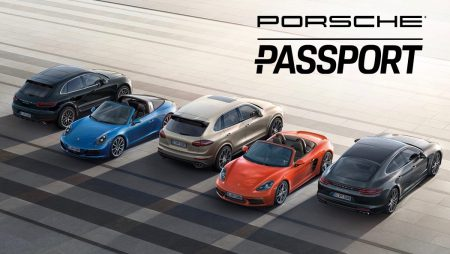 """В США запустили сервис подписки Porsche Passport, который позволяет за ежемесячную плату пользоваться 22 моделями немецких спорткаров, """"меняя их как перчатки"""""""
