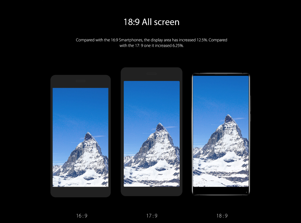 Пять главных особенностей смартфона Vernee MIX 2