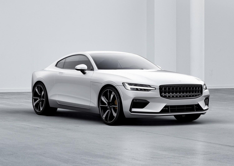 Дочерняя компания Volvo представила свой первый автомобиль — карбоновое гибридное купе Polestar 1. На очереди электрические седан Polestar 2 и внедор