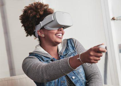 Анонсирована Oculus Go – самодостаточная гарнитура виртуальной реальности стоимостью всего $199