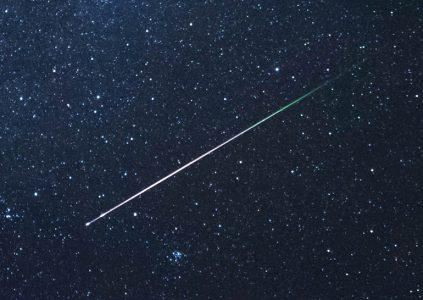 В ночь на субботу можно будет наблюдать максимальный метеорный поток Орионид