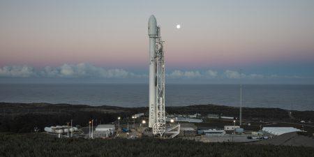 SpaceX успешно вывела на орбиту десять спутников Iridium, следующий запуск Falcon 9 намечен на послезавтра