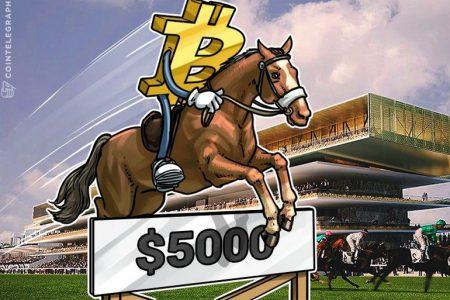 Курс Bitcoin вернулся к росту и снова превысил отметку в $5000