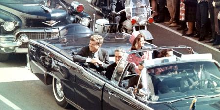 Национальный архив США выложил в открытый доступ более 2,8 тыс. документов об убийстве Кеннеди
