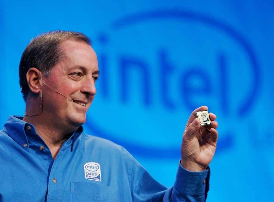 Ушёл изжизни предшествующий руководитель компании Intel