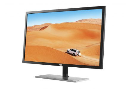 AOC Q3279VWF — 31,5-дюймовый монитор с MVA-матрицей, разрешением 1440p, временем отклика 5 мс, поддержкой AMD FreeSync и ценником 8599 грн