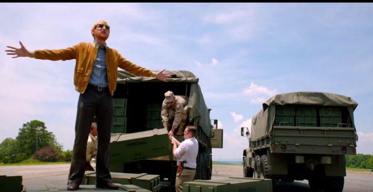 American Made / «Барри Сил: Король контрабанды»