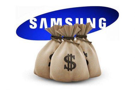 Samsung зафиксировала рекордную операционную прибыль (почти $13 млрд) и назначила трех новых руководителей