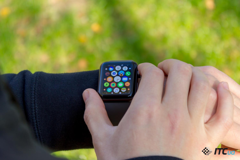 aec2ac0e Обзор Apple Watch Series 3 - ITC.ua