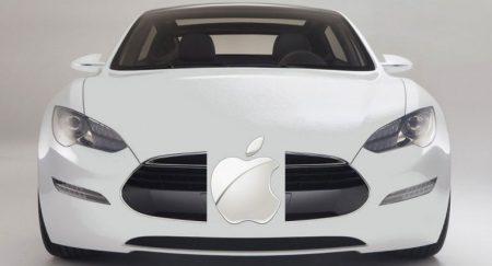 На видео засветился самоуправляемый автомобиль Apple с громоздкой конструкцией на крыше