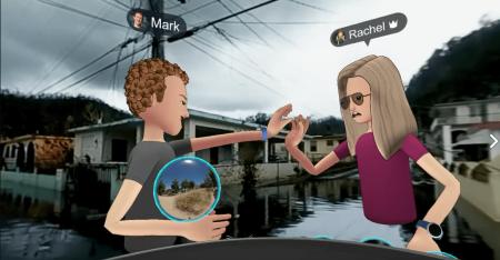 Марк Цукерберг извинился за бестактный виртуальный тур по разрушенному Пуэрто-Рико