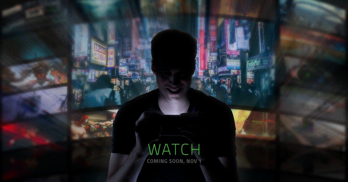Нарынке появится игровой смартфон Razer Phone