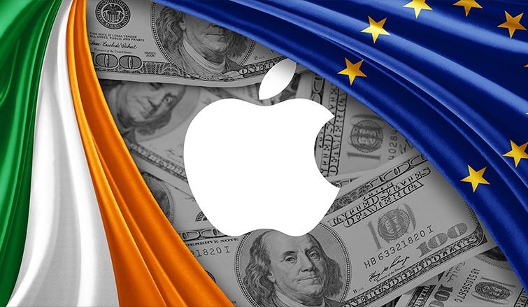 ЕСбудет судиться сИрландией из-за Apple