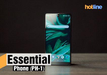 Видеообзор Essential Phone