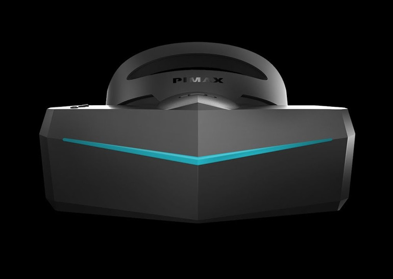 Гарнитура виртуальной реальности Pimax собрала на Kickstarter почти в 12  раз больше намеченной суммы — более 689eb0edf2