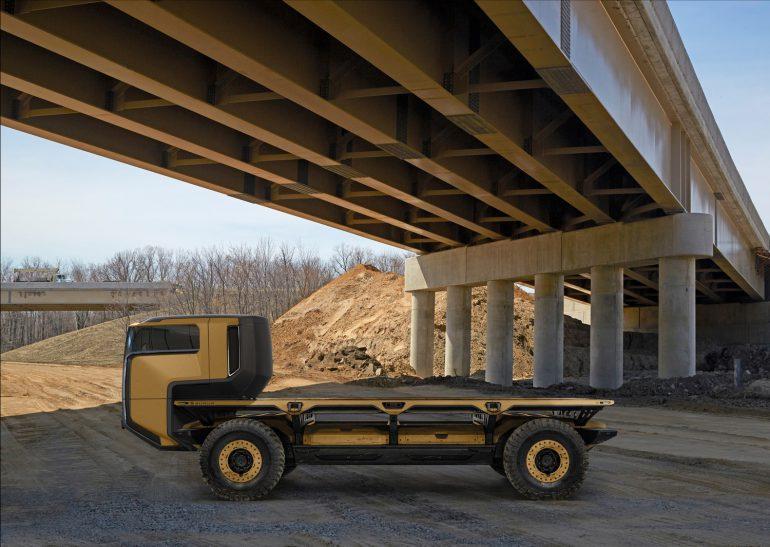 General Motors представила автономную грузовую платформу SURUS на топливных ячейках с запасом хода 640 км