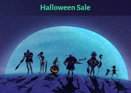 """На GOG стартовала """"Хэллоуин Распродажа 2017"""" с 90% скидками на 200 игр и бесплатной Tales from the Borderlands для самых активных покупателей"""