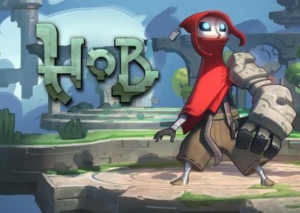 Hob: мальчик и робот
