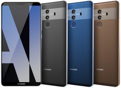 Слухи: Huawei Mate 10 получит сразу четыре версии, продвинутый искусственный интеллект и док-станцию для подключения к мониторам и ТВ
