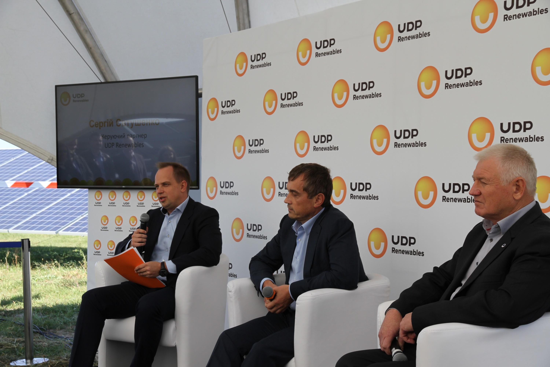 «Димерська СЕС-1» стала самой мощной солнечной электростанцией в Киевской области, к 2018 году ее мощность будет увеличена до 50 МВт