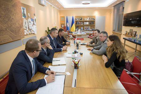 Виталий Кличко: «Мы планируем начать сотрудничество с Google, чтобы с помощью сервисов компании киевляне могли получить необходимую информацию о всех сервисах, учреждениях и мероприятиях столицы»