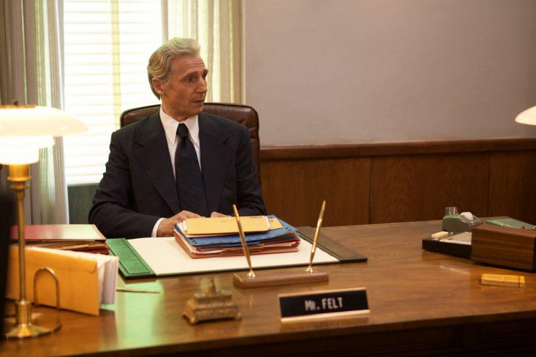 Mark Felt: The Man Who Brought Down the White House / «Уотергейт. Крушение Белого дома»