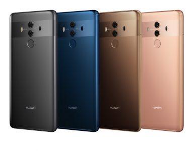 За первые три квартала Huawei реализовала более 100 млн смартфонов