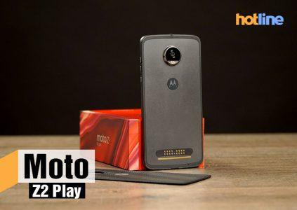 Видеообзор Moto Z2 Play