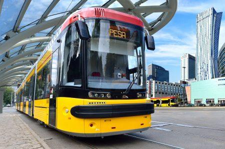 Виталий Кличко: «Мы планируем, что на линиях скоростного трамвая Киева будут курсировать только новые трамваи PESA»