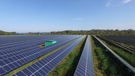 На Закарпатье достраивают крупнейшую солнечную электростанцию в Западной Украине, в начале 2018 года «СЭ-3» выйдет на мощность 25 МВт