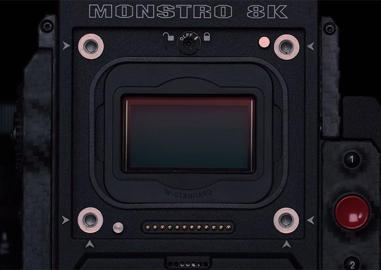 Новый индикатор отRED обрабатывает видео в8К при 60 FPS