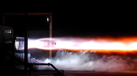 Blue Origin впервые испытала двигатель BE-4, предназначенный для ракет New Glenn и ULA Vulcan