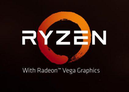 AMD выпустила мобильные процессоры семейства Ryzen с существенным приростом производительности