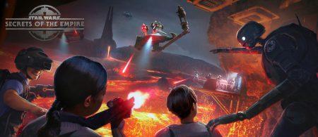 Lucasfilm показал, как будет выглядеть аттракцион «гиперреальности» Star Wars: Secrets of the Empire во вселенной Звездных Войн [видео]