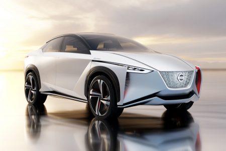 Nissan IMx – концепт электрического кроссовера с запасом хода 600 км и полностью автономной системой вождения ProPILOT