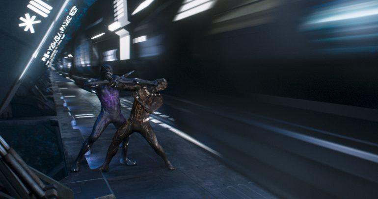 Вышел новый трейлер «Черной пантеры» про героя вселенной Marvel