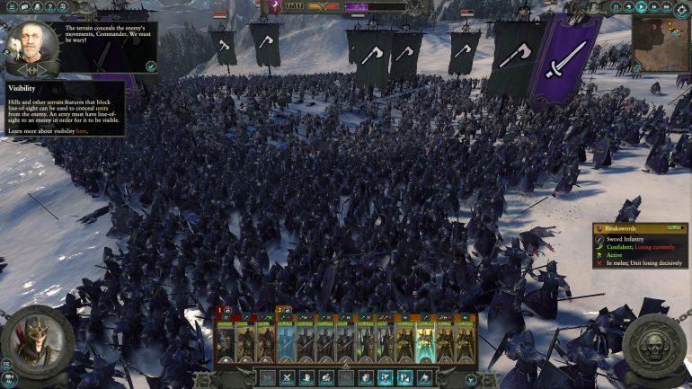 Total War: Warhammer II: тень Рогатой Крысы