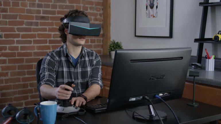 Гарнитура виртуальной реальности Pimax собрала на Kickstarter почти ... 894baaa15b