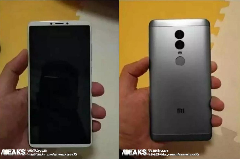 Xiaomi готовит мобильные телефоны Redmi 5 иRedmi 5 Plus