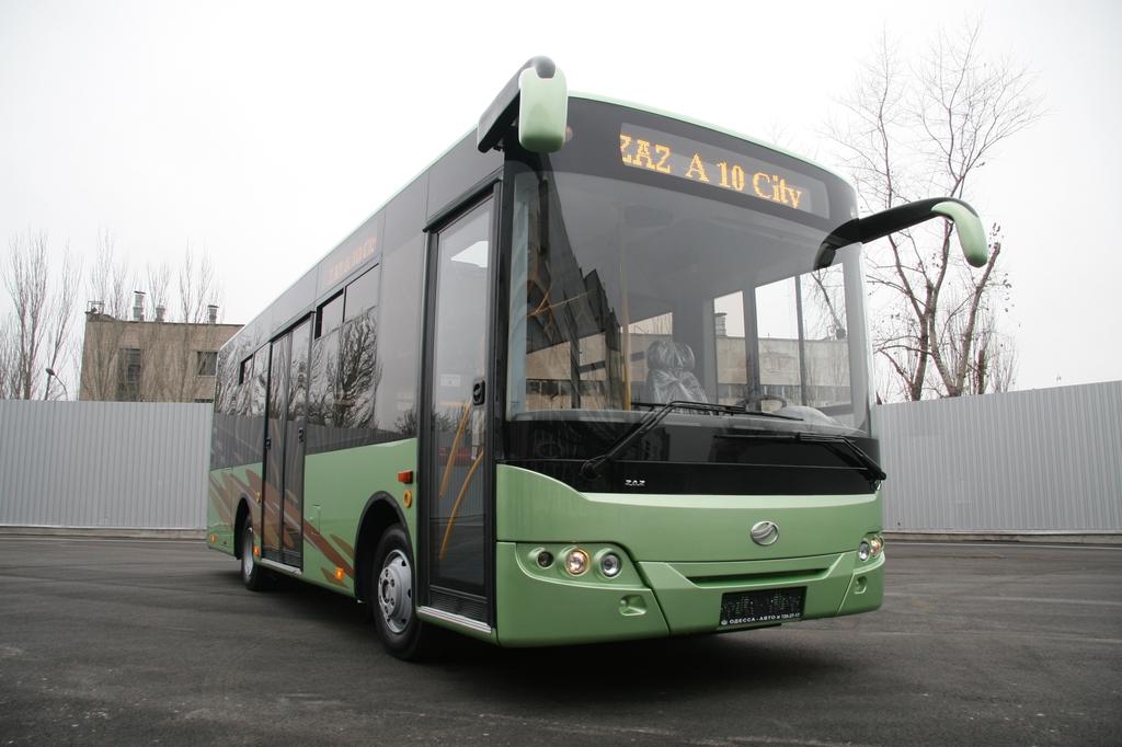 ЗАЗ собирается выпустить 1-ый электромобиль вУкраинском государстве