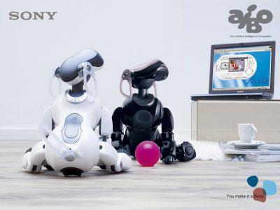 Sony планирует возродить линейку домашних роботов AIBO, добавив им искусственный интеллект и голосовые возможности, как у Amazon Echo и Google Home