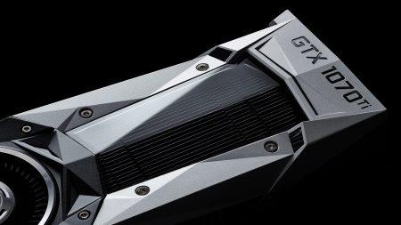 Видеокарта NVIDIA GeForce GTX 1070 Ti содержит 2432 ядра CUDA и оценивается в $429