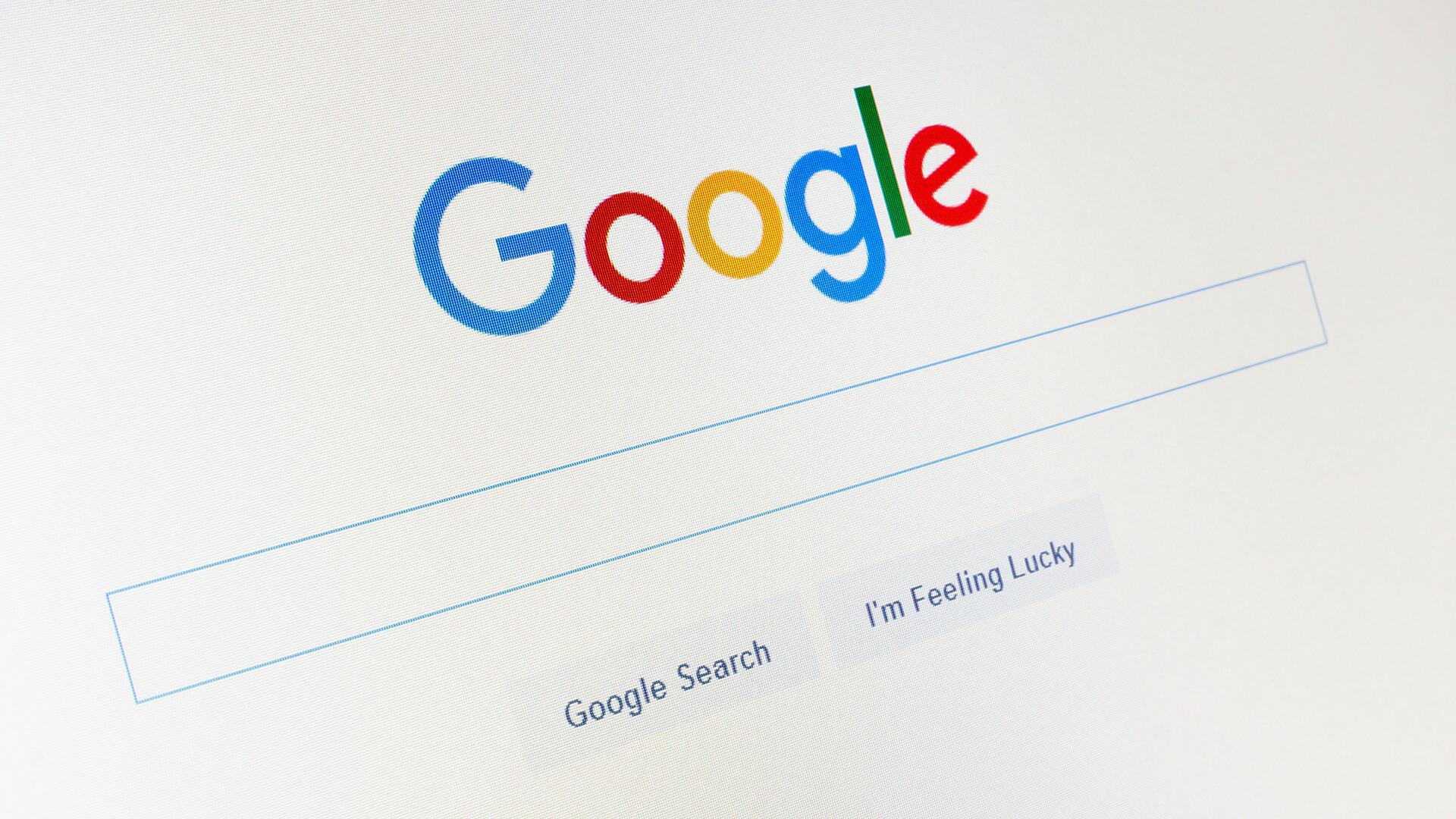 Google запретил пользователям искать новости неизих регионов