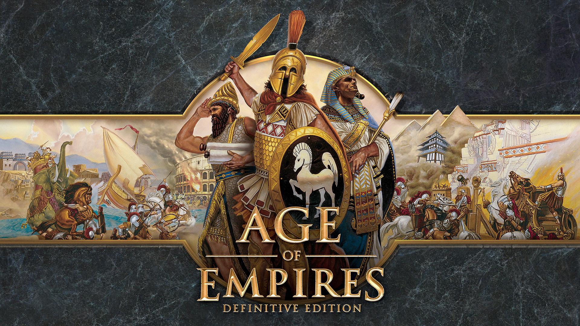 Выход игры Age ofEmpires: Definitive Edition перенесли наследующий год
