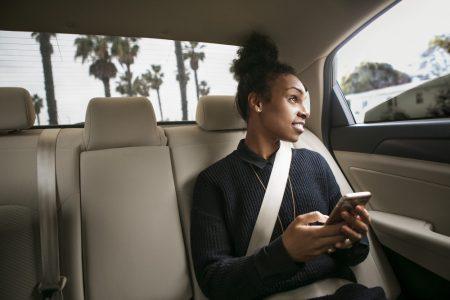 Uber рассказал, представители каких стран чаще всего заказывают такси сервиса в Украине