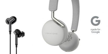 Libratone выпустила две модели наушников, сертифицированных по программе Made for Google