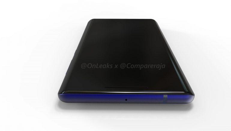 В сети появились новые рендеры смартфона Nokia 9 со скругленным по краям дисплеем [фото, видео]